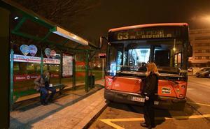 Las mujeres podrán usar las paradas a demanda de Bilbobus desde el 1 de julio