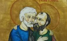 Denuncian a las Juntas Generales de Bizkaia por exponer imágenes «vejatorias» contra los cristianos