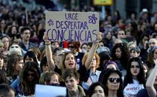 El feminismo advierte: «Si 'La Manada' sale, nosotras ocupamos las calles»