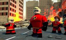 Los juegos de Lego se adentran en el universo de Pixar con Los Increíbles