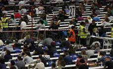 El Parlamento, incluido el PNV, denuncia «indicios» de fraude en la OPE de Osakidetza