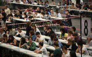 La OPE para 1.511 plazas de Educación arranca en el BEC con los técnicos de FP