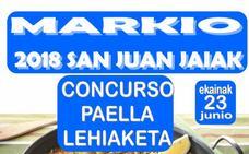 Programa de fiestas de Ugao-Miraballes 2018: San Juan Jaiak