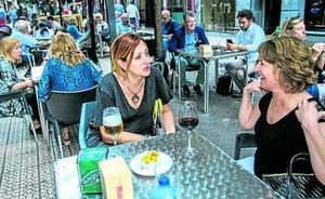Bilbao refuerza las inspecciones y anuncia mano dura con las terrazas