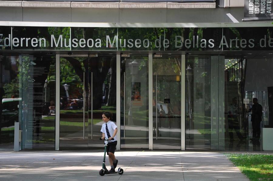 El Museo de Bellas Artes será gratuito para los menores de 25 años