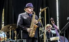 El concierto de Van Morrison en el Azkena Rock de Vitoria