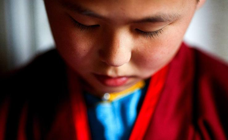 Savia nueva para el budismo