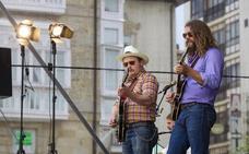 El rock clásico de The Sheepdogs abrió al Azkena Rock Festival