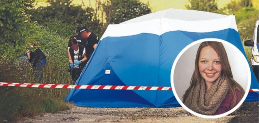El camionero mató a Sophia hace una semana y cruzó Europa con su cadáver