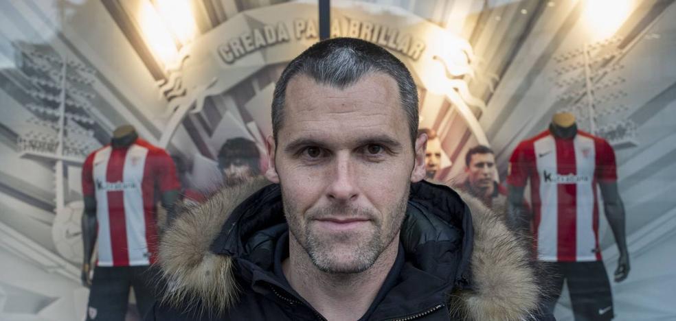 Orbaiz, asistente de Leo Franco en el Huesca