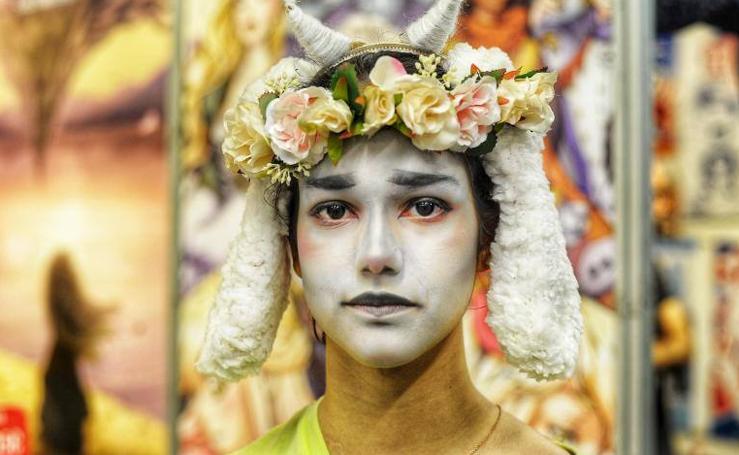El manga y la cultura japonesa invaden el Euskalduna