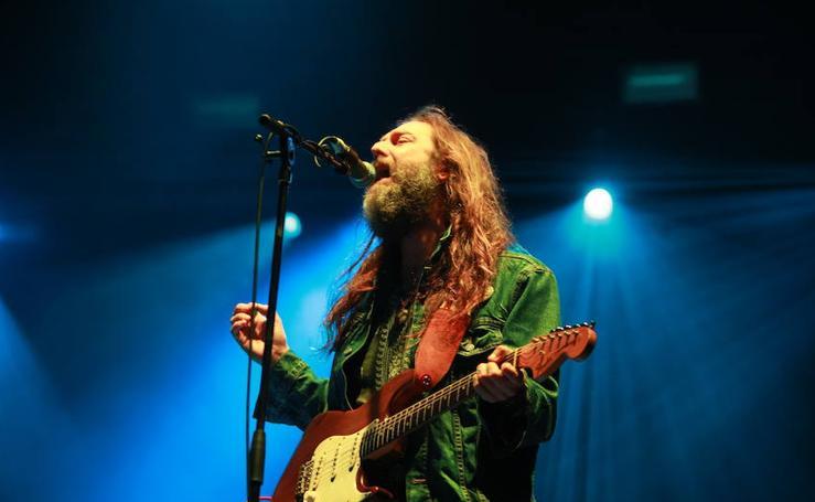 Un hippie contemporáneo
