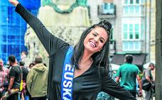La vitoriana Miss Euskadi se va a India