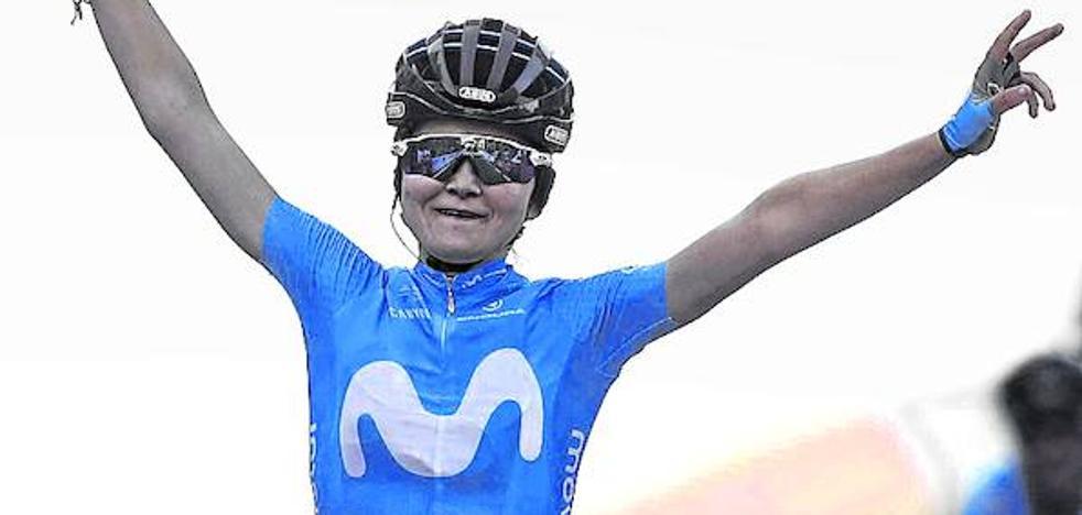 «Cada vez más niñas quieren ser ciclistas»