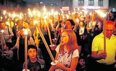 Bizkaia se purifica con las llamas de San Juan