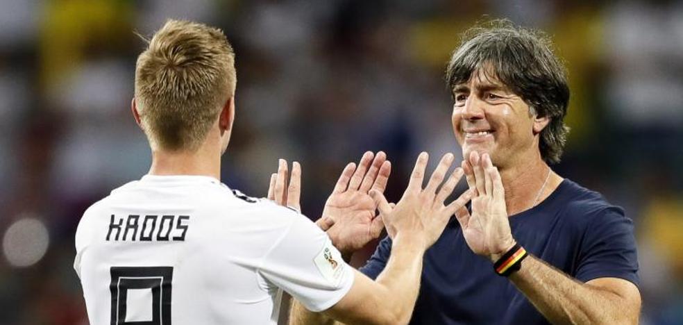 Alemania, en un suspiro
