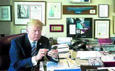 Trump reclama la deportación de 'sin papeles' sin jueces ni tribunales