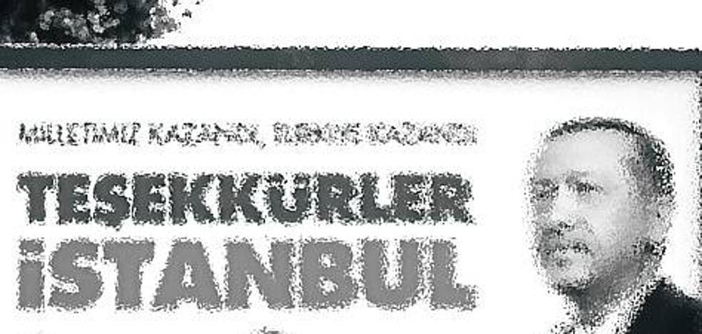 La batalla por la libertad en Turquía