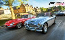 Forza Horizon 4 ve filtrada su lista de coches