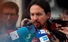 Iglesias ante su reunión con Torra: «Voy a tratar de ser útil»