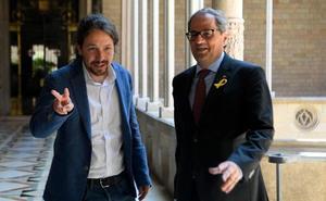 Pablo Iglesias se ofrece como mediador en el incipiente diálogo entre Sánchez y Torra