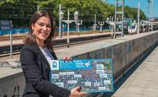 El PP propone construir en Vitoria un tranvía en superficie sobre el corredor del soterramiento