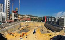 50 millones por la parcela de Bilbao donde irá la torre de pisos más alta de Euskadi