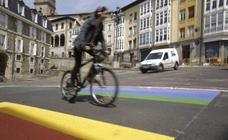 Vitoria organiza acciones de calle para reivindicar el Día del Orgullo LGTBI