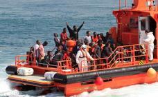 Ascienden a 435 los inmigrantes rescatados en el Estrecho