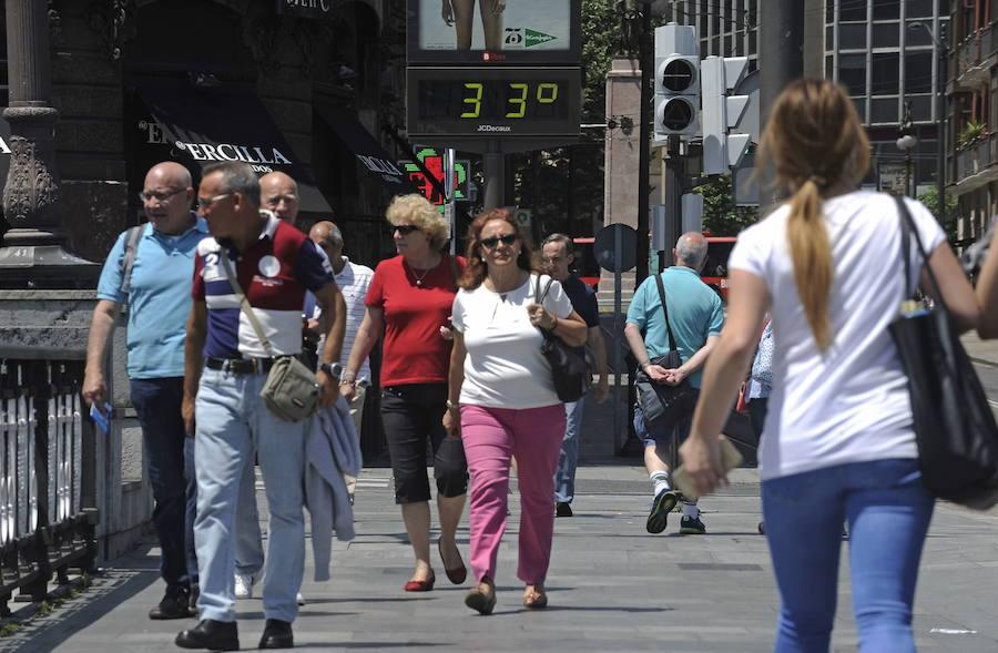 La llegada de extranjeros evitó que Euskadi perdiera población en 2017