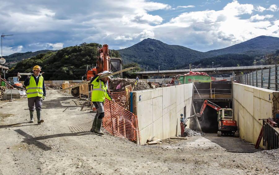 El Consorcio de Aguas de Busturialdea emprende la fusión con el de Bilbao Bizkaia
