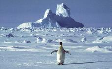 A -98 grados en la Antártida