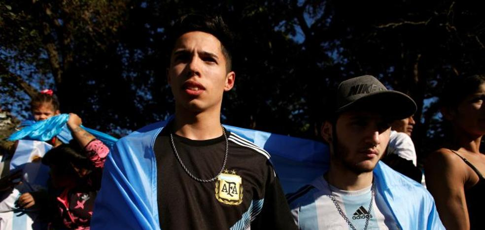 Argentina, ese mar de dudas