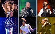 Bilbao se entrega a la música este fin de semana: Judas Priest, Shakira y Ringo Starr