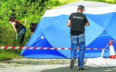 La Policía alemana investiga en Vitoria el crimen de Sophia Lösche