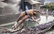 Los mejores clavadistas del mundo ya están en Bilbao