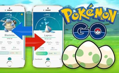 Cómo hacer amigos e intercambios en Pokémon GO
