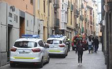 La Policía Local de Vitoria refuerza su unidad de violencia de género ante el repunte de las denuncias