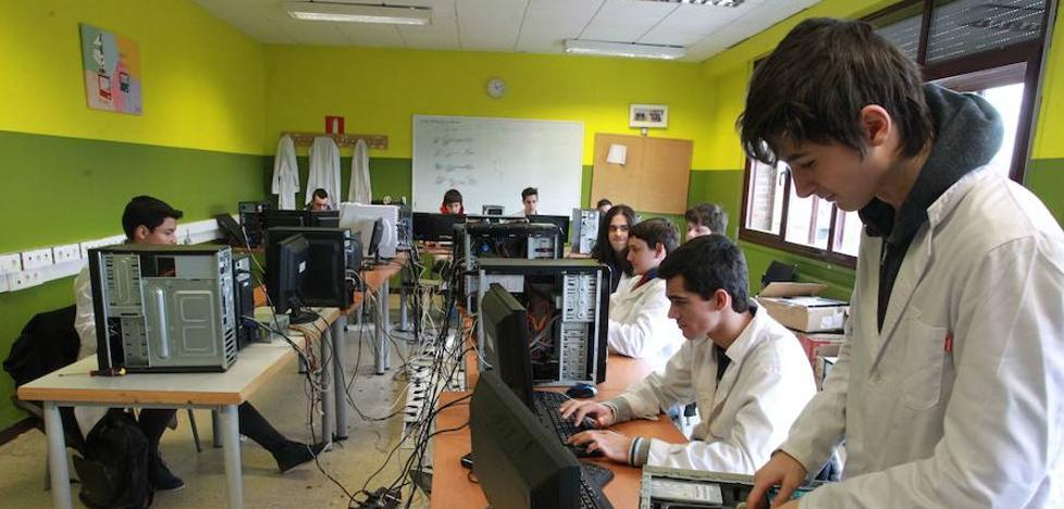 El Parlamento vasco aprueba la ley de Formación Profesional