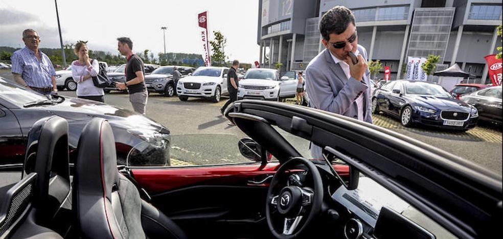 La IV Feria del Vehículo de Ocasión arranca con 450 coches a precios para todos los bolsillos