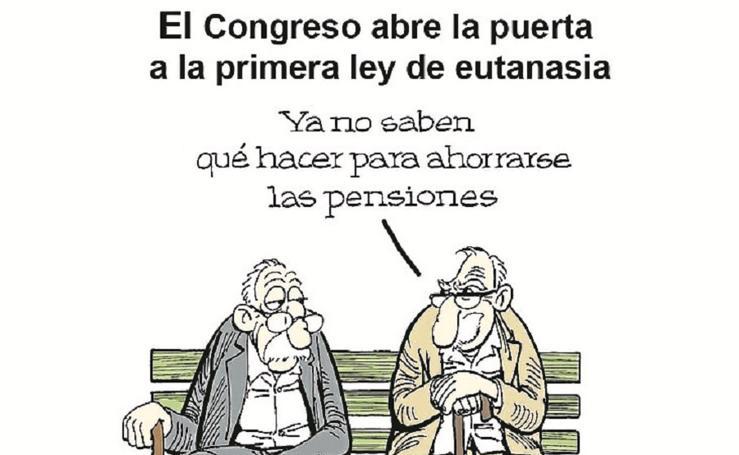 La tira de Antón de este jueves 28 de junio de 2018
