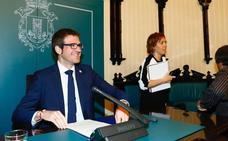 La oposición considera el discurso de Urtaran «vacío de contenido»