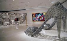Lujo y feminismo en el Guggenheim con Joana Vasconcelos