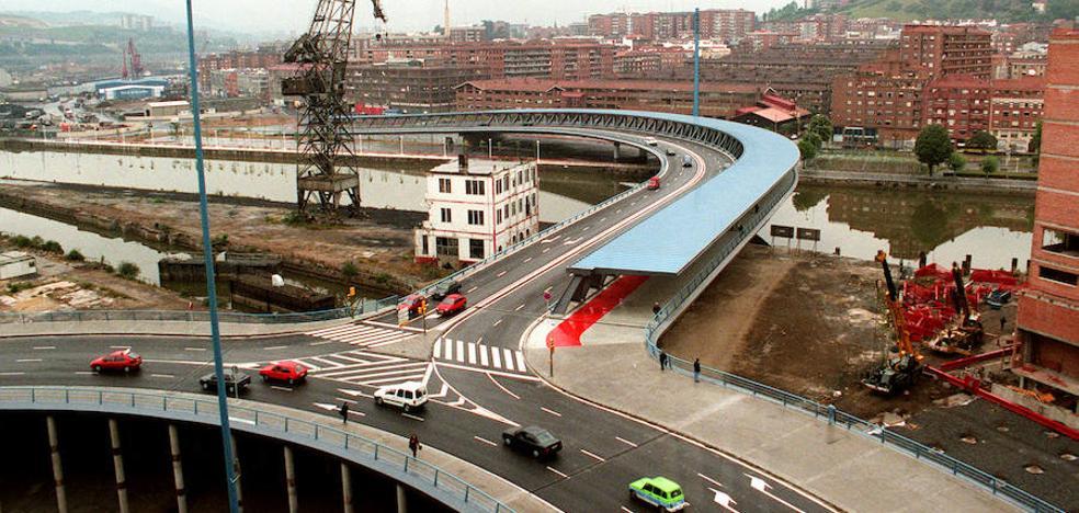No es la primera vez que el viaducto presenta problemas en su estructura