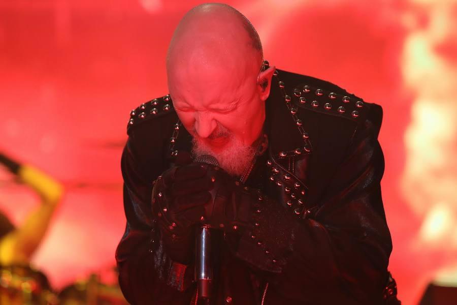 Judas Priest en el BEC: Una máquina de metal