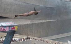 Los clavadistas saltan a la competición en La Salve