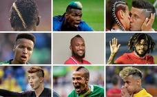 Futbolistas que no se cortan
