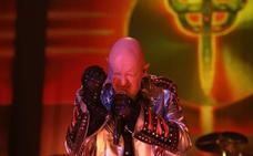 Judas Priest, sin forzar la máquina