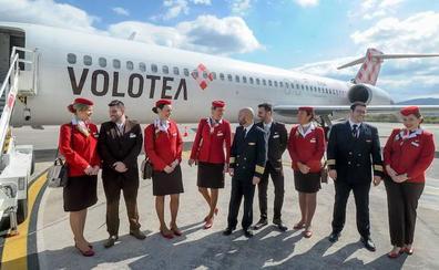La compañía Level aterriza en Loiu para competir con Volotea por el enlace a Viena