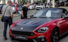 La Feria del Vehículo de Ocasión llega a su último día con récord de ventas